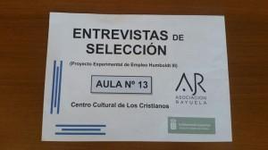 Entrevistas Centro Cultural de Los Cristianos