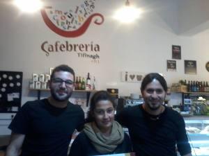 Cafebrería Tifinagh