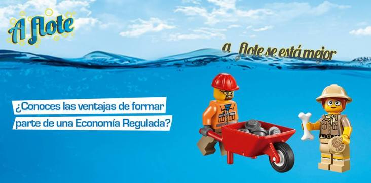 a flote playmobil
