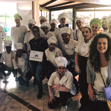 Visitamos la cocina de Parque Vacacional Edén