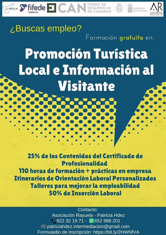 curso promoción turística